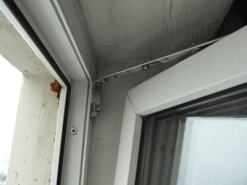 Сломанное окно