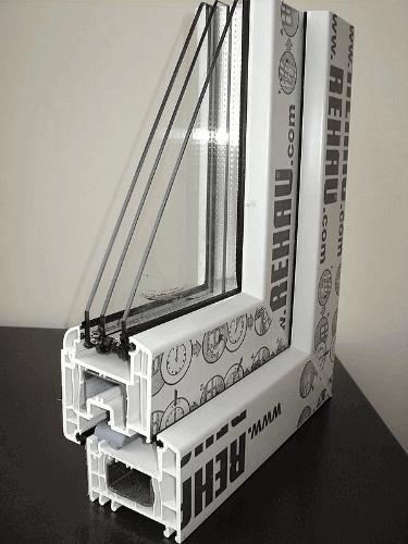 Ремонт пластиковых окон Рехау